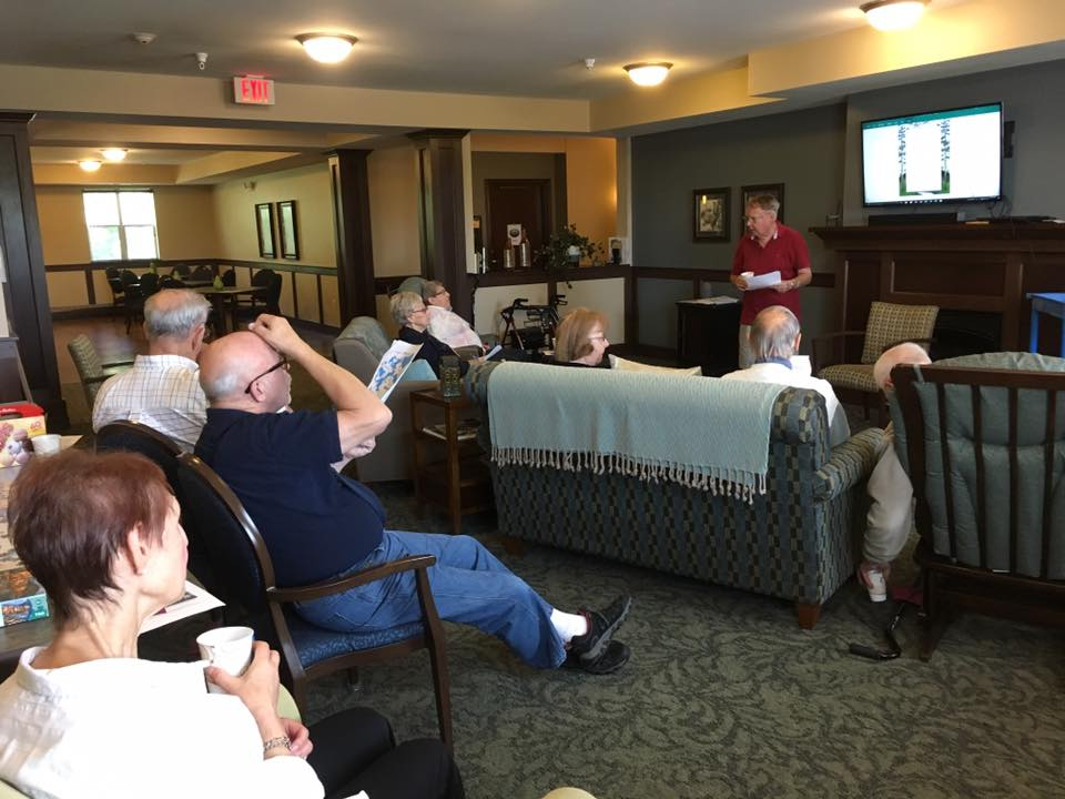 Life Long Learning At Northern Lakes Senior Living